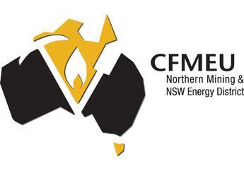 ADMINISTRATION TRAINEESHIP CFMEU NORTHERN MINING & NSW ENERGY