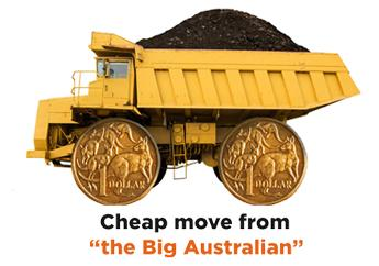 Ad campaign exposes new BHP attack on wages | CFMEU Mining